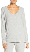 Michael Lauren Women's 'Gregory' Cotton Blend Pullover
