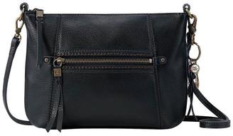 The Sak 108911 Sequoia Zip Top Crossbody Bag