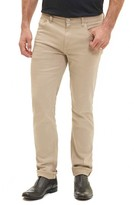 Robert Graham Men's Milo Cotton Twill Five Pocket Pants