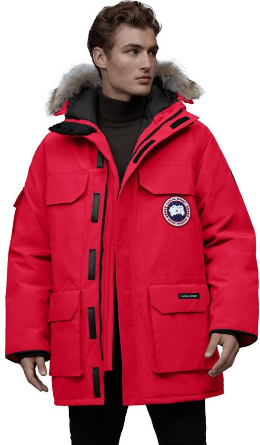 Canada Goose Expedition Down Parka - Men's
