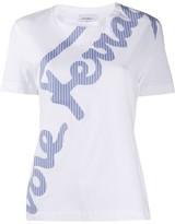 Salvatore Ferragamo short sleeve logo T-shirt