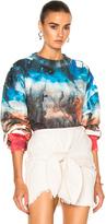 Acne Studios Yana Oil Sweatshirt