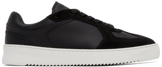 Filling Pieces Black Field Ripple Pine Sneaker