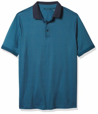 Perry Ellis Men's Big & Tall Icon Polo Shirt