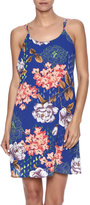 Everly Blue Multi Floral