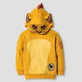 The Lion Guard Toddler Boy's The Lion Guard Kion Costume Hoodie - Tan