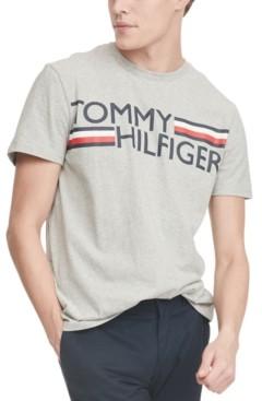 Tommy Hilfiger Men's Villa Logo T-Shirt