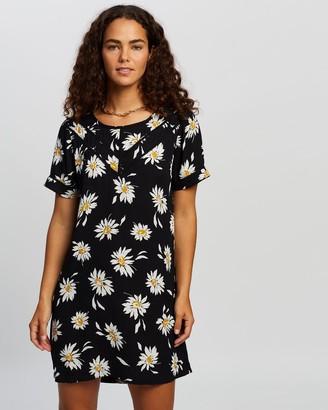 Volcom Pushin Daisy Dress