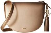 Lauren Ralph Lauren Dryden Caley Mini Saddle Handbags