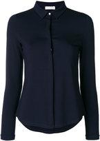 Le Tricot Perugia plain shirt