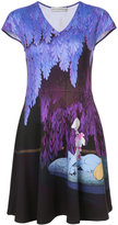 Mary Katrantzou Iven Blue Centaur dress