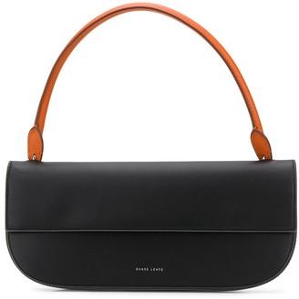 Danse Lente Baguette two-tone shoulder bag