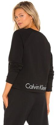 Calvin Klein Underwear Eco Lounge Sweatshirt