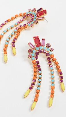 Elizabeth Cole Babette Earrings