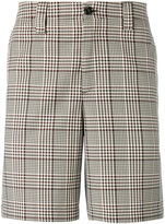 Golden Goose Deluxe Brand checked shorts - men - Cotton/Polyester - M