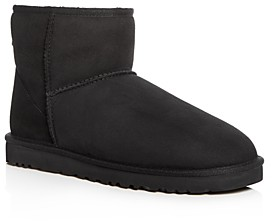 UGG Men's Suede Classic Mini Boots