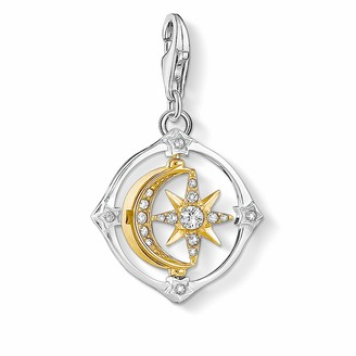 Thomas Sabo Women Gold Plated Clasp Charm 1815-414-7