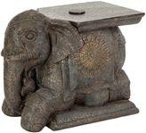 Bombay® Outdoor Elephant Umbrella Base and Table