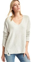 Gap V-neck cozy sweater