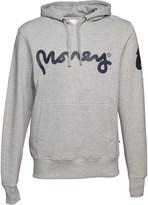 Money Mens Ape Patch Hoody Grey