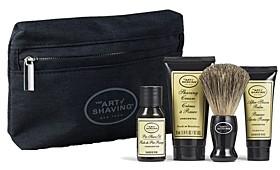 The Art of Shaving Unscented Starter Kit