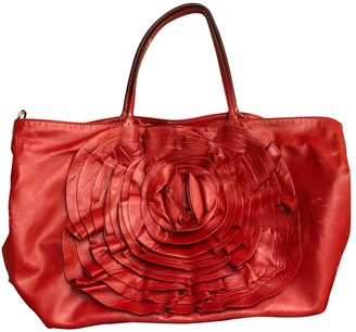 Valentino Red Patent leather Handbags