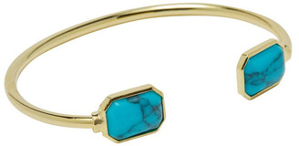 Oxford Gwen Truquoise Inset Bangle