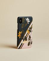 Ted Baker FLOREAA Savanna iPhone X clip case