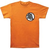 Ripple Junction Men's Dragon Ball Z Kame Symbol T-Shirt