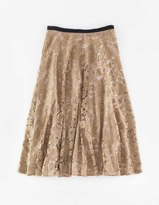 Boden Luxe Lace Skirt