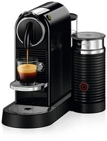 Nespresso CitiZ and Milk Frother Espresso Maker