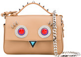 Fendi Double Micro Baguette bag - women - Calf Leather/metal - One Size