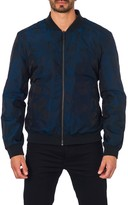 Jared Lang NY Reversible Bomber Jacket