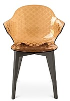 Thumbnail for your product : Calligaris St. Tropez Graphite Chair
