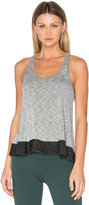 Beyond Yoga Double Face Swing Tank