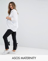 Asos Skinny Pant with Bow Back Detail