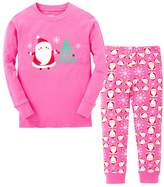 "Kidsmall ""Penguin"" Girls Boys Christmas Pajamas Baby Sleepwear"