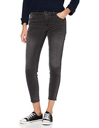 S'Oliver Women's .909.72.3494 Skinny Jeans, (Grey/Black Denim Stretch 97Z5), 8 UK