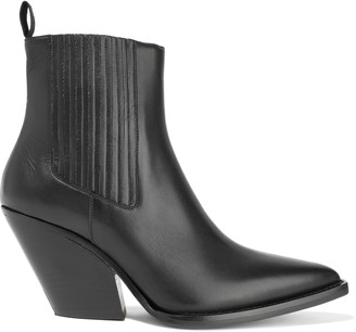 IRO The Truth Leather Ankle Boots