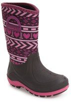 Kamik Girl's Bluster2 Winter Waterproof Boots