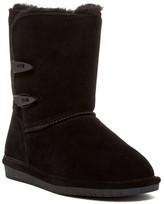 BearPaw Abigail Genuine Sheepskin Lined Boot