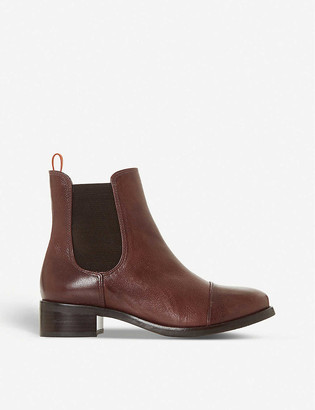 Bertie Pack leather Chelsea boots