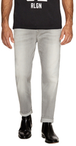 True Religion M Cotton Faded Slim Jeans