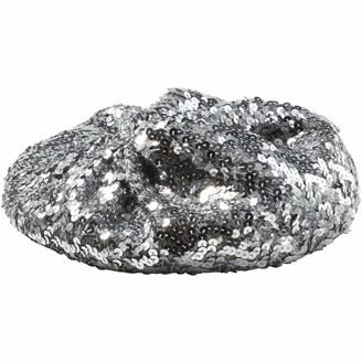 Tickled Pink Women's Sequin Beret