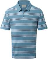 Craghoppers Men's Crickton Short Sleeved Polo Shirt