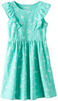 Girls 4-10 Jumping Beans® Flutter Sleeve Dress