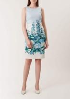 Unlimited Hydrangea Shift Dress