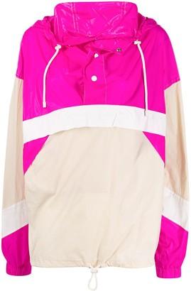 Isabel Marant oversized pullover jacket