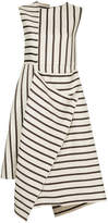 ASTRAET contrast stripe dress