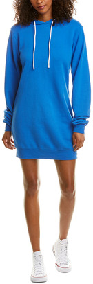 Cotton Citizen Milan Hooded Mini Dress